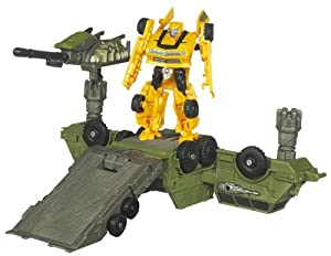 Hasbro 28706148 Transformers III Cybercerse Action Set - Coche transformable y muñeco