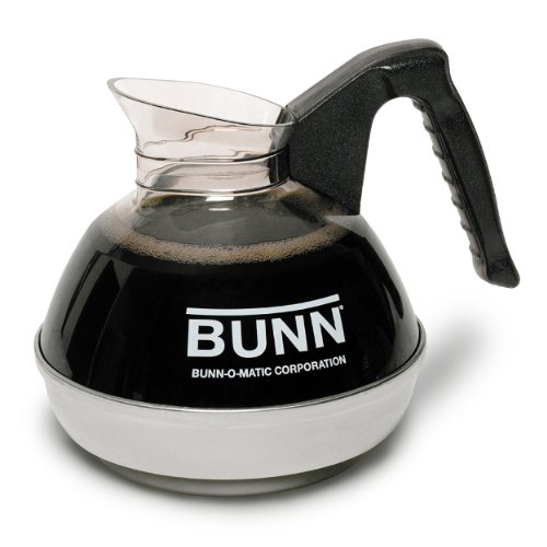 Bunn 6100 Easy Pour Replacement Decanter, Black (Restaurant Coffee Pot compare prices)