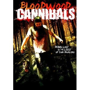 Cover art for  Bloodwood Cannibals