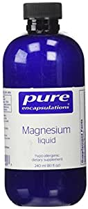 Pure Encapsulations - Magnesium liquid 240 ml