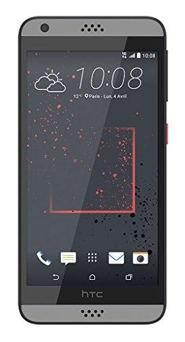 HTC-Desire-530-Smartphone-dbloqu-4G-Ecran-5-pouces-16-Go-Simple-Nano-SIM-Android-Gris
