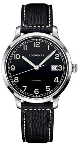 Longines Heritage Military 1938 Mens Watch L2.788.4.53.0 - 411i5lMRYEL - Longines Heritage Military 1938 Mens Watch L2.788.4.53.0
