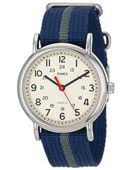 Timex Unisex T2N654 Weekender Watch