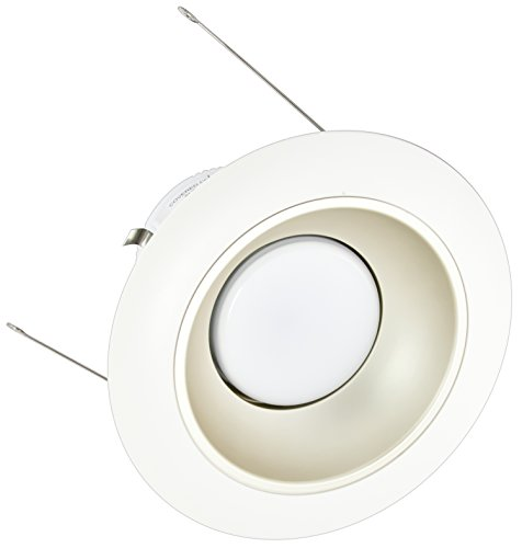 American Lighting X5-Spm-Wh-X56 5-Inch Downlight Trim Kit For X56 Series, Satin Pearl Multiplier, White Trim