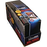 Ultra Pro One-Touch Magnetic 100pt Collectible Card Holder Box [25 holders]