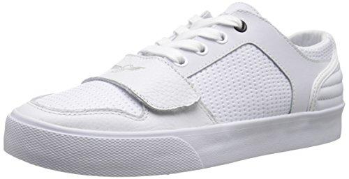 Creative RecreationCesario Lo XVI Ripple - Scarpe da Ginnastica Basse uomo , Bianco (White (White/White Ripple)), 47