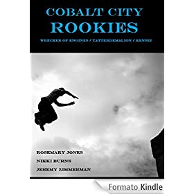 Cobalt City Rookies (English Edition)