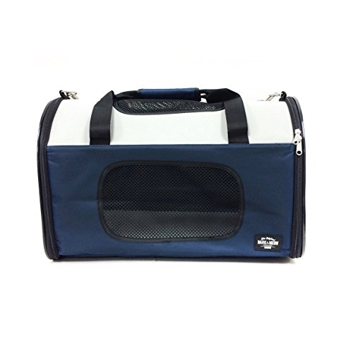 Bark and Meow Premium Dog Cat Pet Carrier Bag
