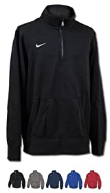 Nike 598442 Men's Premier Fleece 1/2 Zip (Call 1-800-327-0074 for pricing)