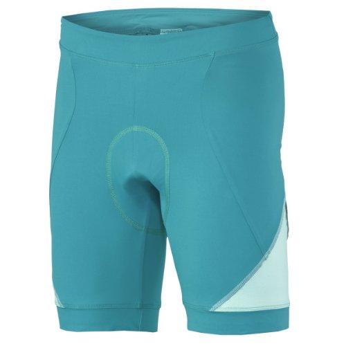 Scott Shadow Damen Fahrrad Hose kurz blau 2014: Größe: L (40/42)