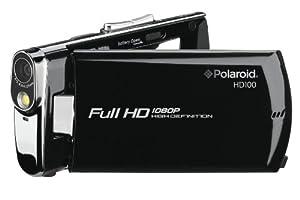 Polaroid HD100 Ultra Slim Full HD 1080P Camcorder Black