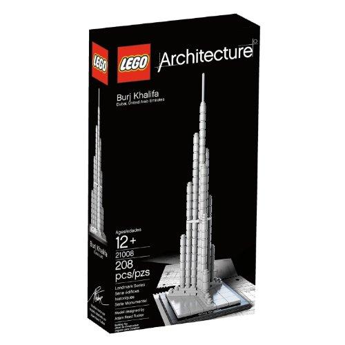 "16"", Burj Khalifa Model Building Set, 208 Pieces - 411iINgVRzL - 16″, Burj Khalifa Model Building Set, 208 Pieces"