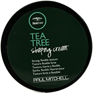 Paul Mitchell Tea Tree Shaping Cream, 3 Ounce