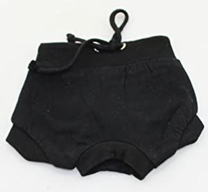 Black Dog Pants - 6 Sizes