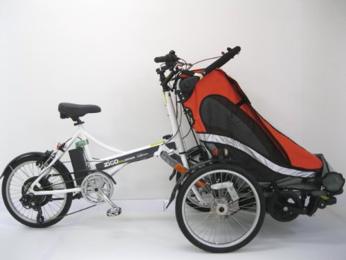 TTF COMPLETE 電動アシスト自転車 LEADER【TTF COMPLETE】 e-ZIGO