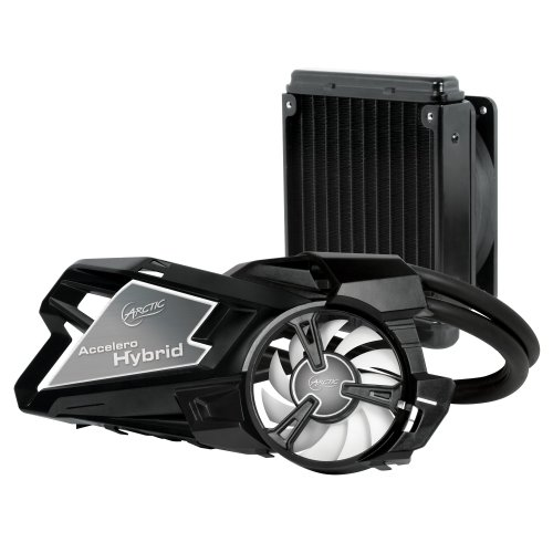 Arctic Accelero Hybrid Air/Liquid Combo Ultimate VGA Cooler for AMD/nVidia Cooling