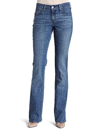 Levi's Women's 515 Bootcut Jean, West Coast, 4 Medium