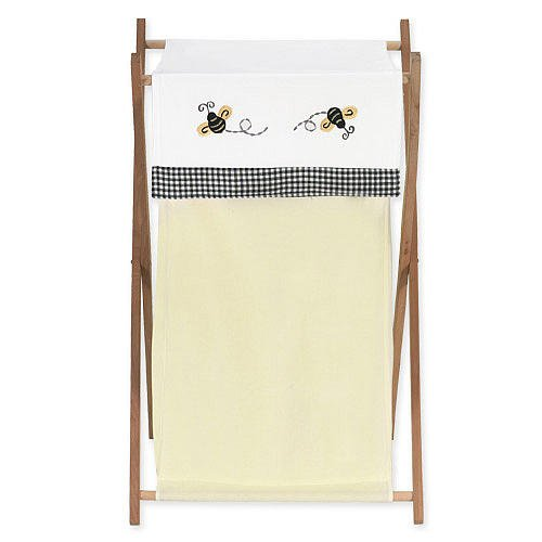 Bumble Bee Nursery Bedding front-1020542