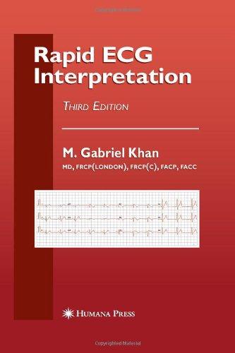 Rapid Ecg Interpretation (Contemporary Cardiology)