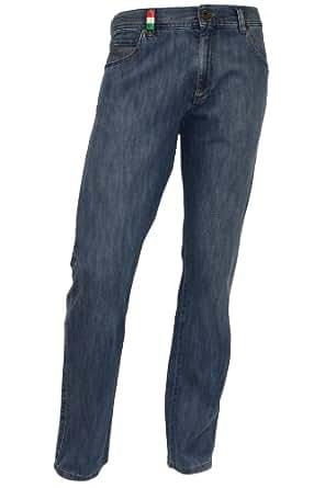 ALBERTO Jeans Stone Light-Denim, bleu taille 38/30