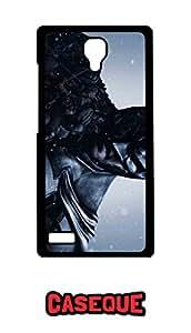Caseque Batman - Arkham City Back Shell Case Cover for Xiaomi Redmi Note