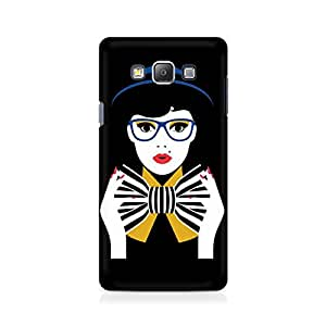 Ebby Bowtie Girl Premium Printed Case For Samsung On 7