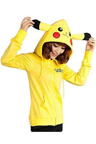 Cutie (Pokemon Hoodie With Ears)