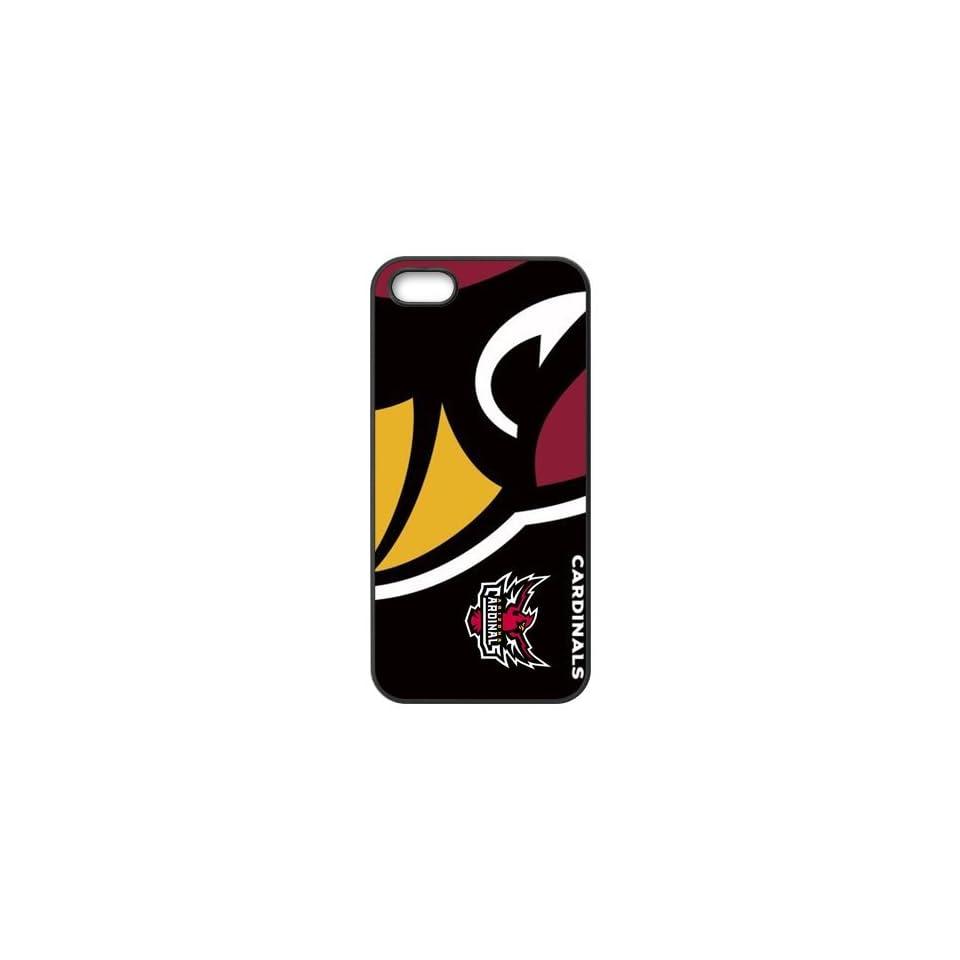 Unique Design New Style NFL Team Logo Iphone 5 5S Rubber Case