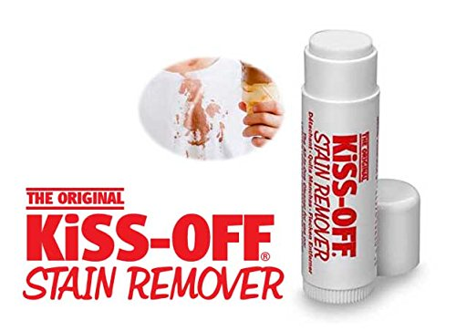 The Original Kiss off Stain Remover Removes Stubborn Baby
