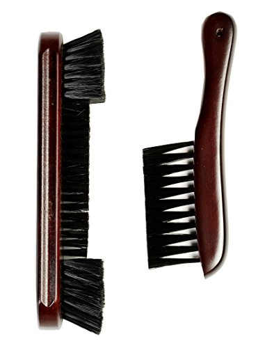 Learn More About Iszy Billiards Nylon Pool Table and Rail Brush, 9-Inch, Mahogany