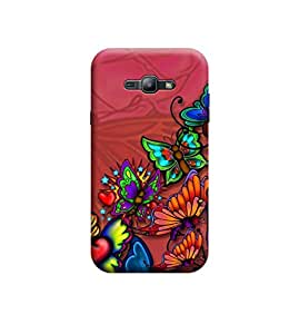 EPICCASE Premium Printed Back Case Cover With Full protection For Samsung Galaxy J1 (Designer Case)