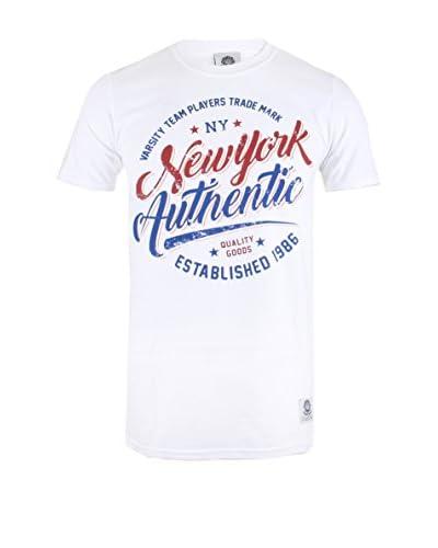 Varsity Team Players T-Shirt Ny Authentic rot
