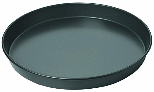 Chicago Metallic Non Stick Deep Dish Pizza Pan 14-Inch (Deep Dish Cast Iron Frying Pan compare prices)