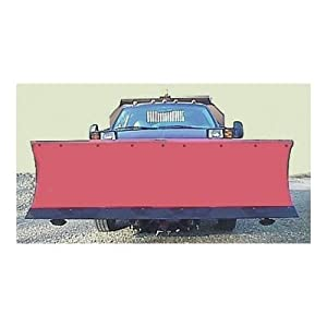 S.A.M. Snowplow Shield - Red
