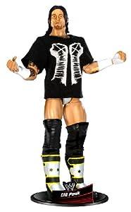 Amazon.com: WWE CM Punk Elite Figure: Toys & Games