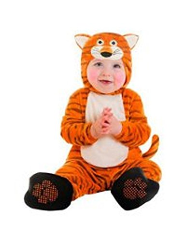 Goodmark Infant Unisex Cute Baby Tiger Costume 6-12 Months