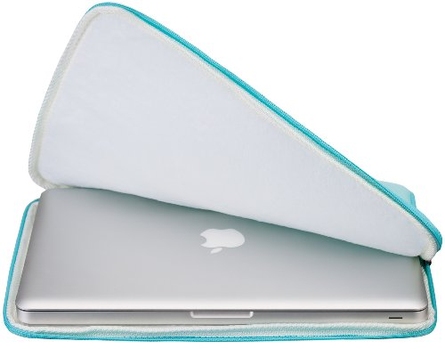 Buy  Runetz - 13-inch TEAL Soft Sleeve Case Cover for MacBook Pro 13.3