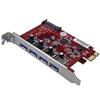 USB3.0 PCI Express拡張カード Fast U3 Mac(MEPI-4PU3M)