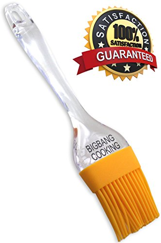 Find Discount Yellow Silicone Pastry Brush - Basting Brush