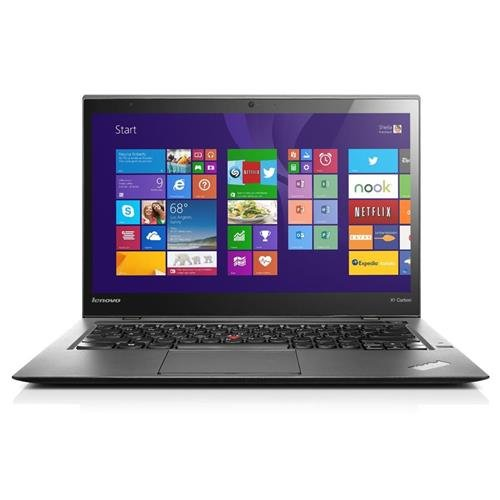 Lenovo Thinkpad X1 Carbon Touch 14-Inch Touchscreen Ultrabook - Core i5-4300U, 14