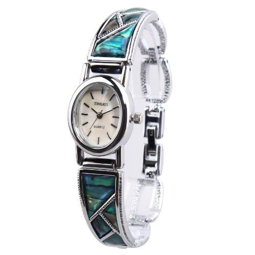time100-orologio-bracciale-donna-rigido-in-acciaio-inox-analogico-intarsiato-in-truchese-water-resis