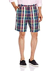 Gant Men's Cotton Shorts (8907163979094_GMHHF0020_32_Multicolor)