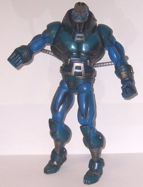 Picture of Amok Time Marvel Legends APOCALYPSE Complete Build a Figure (B003XZPVE4) (Marvel Action Figures)