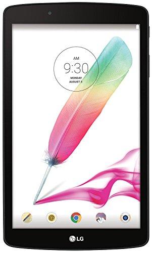 LG G Pad F 8.0 V496 4G LTE Tablet, Titanium 8