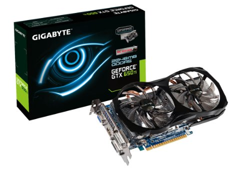 GIGABYTE グラフィックボード NVIDIA GeForce GTX650Ti 2GB PCI-E WINDFORCE2X GV-N65TOC-2GI