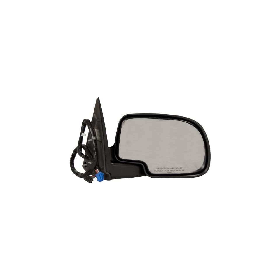 OE Replacement Cadillac/Chevrolet/GMC Passenger Side Mirror Outside Rear View (Partslink Number GM1321362)