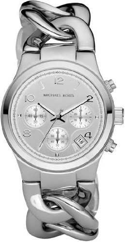 Michael Kors Chronograph Chain Bracelet Ladies Watch Mk3149