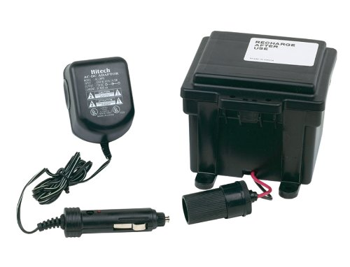 Hopkins 50955 Tow Doctor Trailer Side Portable/Rechargeable Battery