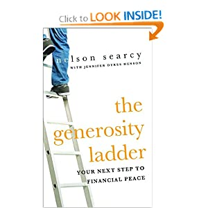 Generosity Ladder, The: Your Next Step to Financial Peace Nelson Searcy and Jennifer Dykes Henson