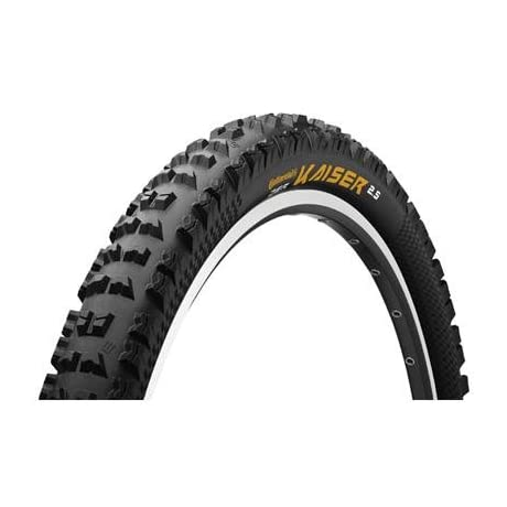Continental Der Kaiser Mountain Bike Tire - w/Black Chili - 26 x 2.5 - C1220001